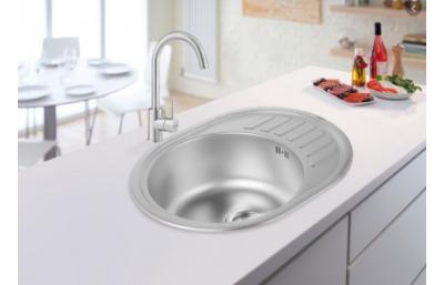 Sink oval