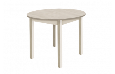 Lahtitõmmatav ümmargune laud