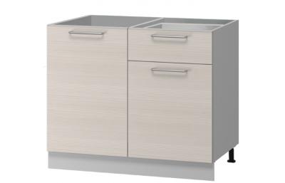 Шкаф нижний с ящиком H103