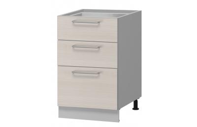 Шкаф нижний с ящиками 500/600mm