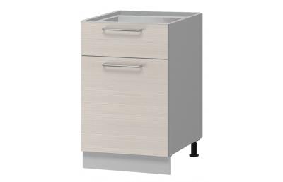 Шкаф нижний с ящиком 400/500/600mm