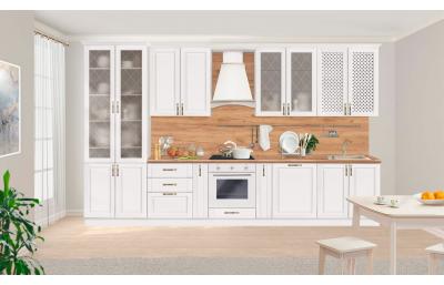 Kitchen 3000mm + High cabine