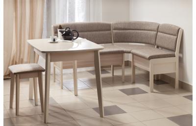 Кухонный угловой диван этюд облегченный 2-1