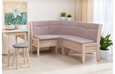 Кухонный угловой диван этюд 2-1