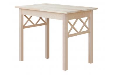 Стол садовый массив