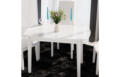 Lahtitõmmatav  ovaalne laud Lamino MDF