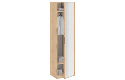 19.015Z Шкаф для одежды с зеркалом