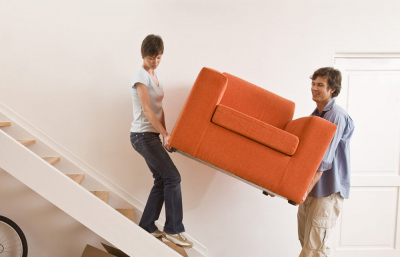 Lift furniture to your floor