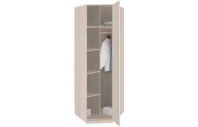 8.05 Шкаф угловой для одежды