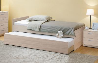 Bed extendable Duet