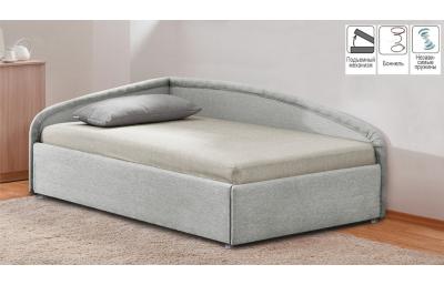 Кровать с подъемным механизмом Угловая