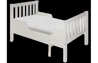 Massive children's sliding bed
