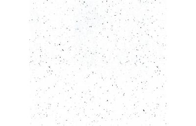 Белая с мерцанием 38мм